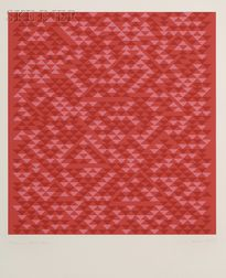 Anni Albers (German, 1899-1994)      Lot of Five Images: A